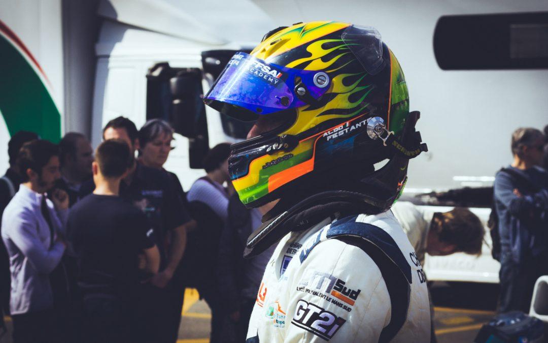 Festante sempre meglio: 7° posto a Monza