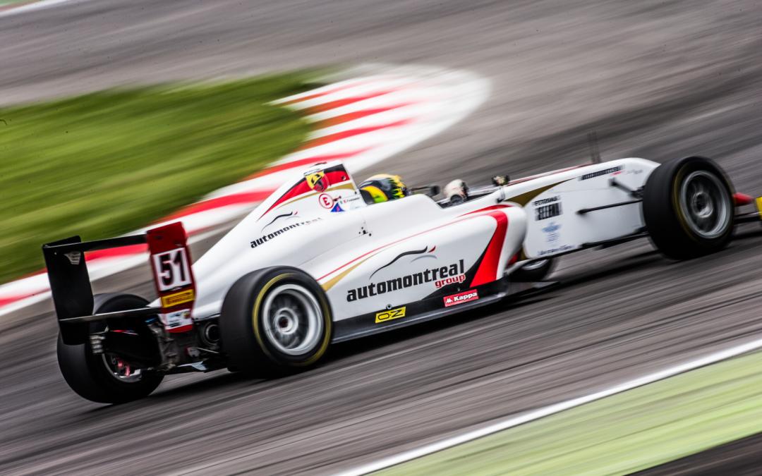 Aldo Festante sfiora il podio ad Adria: 4° in Gara 2