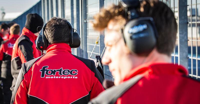 Aldo Festante joins in the Fortec Motorsports Team