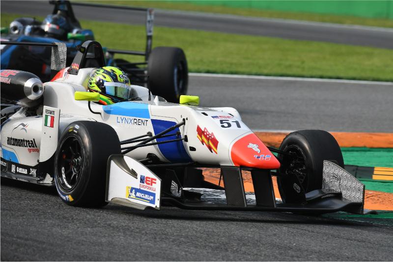 A Monza Festante conquista posizioni,  salendo di nuovo sul podio Rookie.