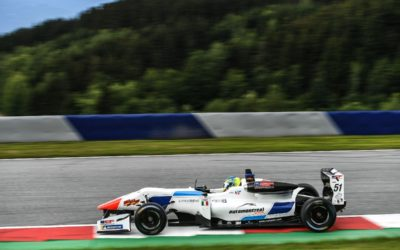 FESTANTE SCORES POINTS AT THE RED BULL RING