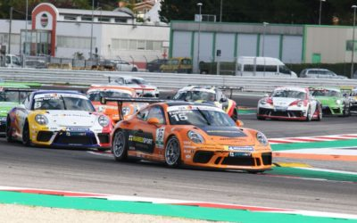 FESTANTE CLIMBS THE RANKINGS AT MISANO