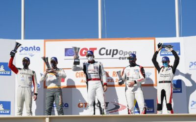 ANOTHER FIRST PLACE FOR FESTANTE AT PAUL RICARD