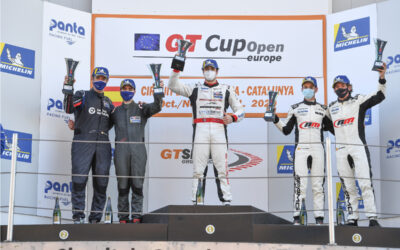 FESTANTE IS THE NEW CHAMPION OF THE GT OPEN CUP