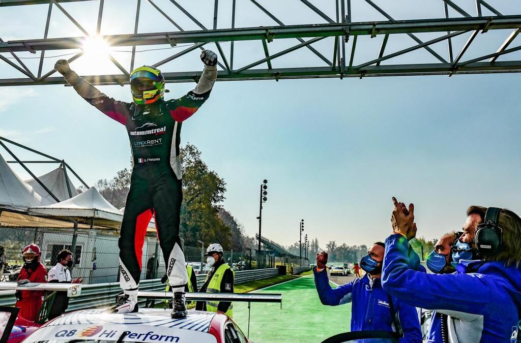 FESTANTE CONCLUDED THE CHAMPIONSHIP WITH ANOTHER INCREDIBLE VICTORY